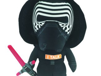 Star Wars Episode VII - The Force Awakens Kylo Ren Medium Talking Plush