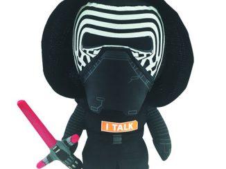 Star Wars Episode VII - The Force Awakens Kylo Ren Medium Talking Plush