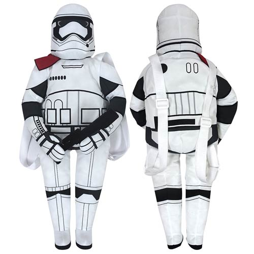 Star Wars Episode VII - The Force Awakens Stormtrooper Back Buddy