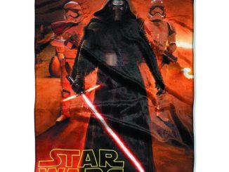 Star Wars Episode VII - The Force Awakens Trio Silk Touch Throw Blanket