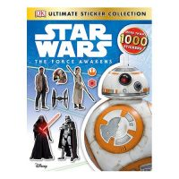 Star Wars Episode VII - The Force Awakens Ultimate Sticker Collection Book
