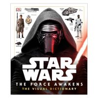 Star Wars Episode VII - The Force Awakens Visual Dictionary Hardcover Book