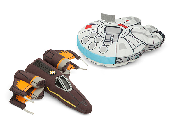Star Wars Episode VII Vehicle Plush