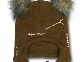 Star Wars Ewok Costume Beanie