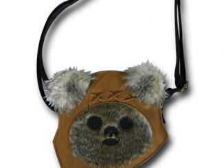 Star Wars Ewok Cross-Body Faux Women's Leather Bag