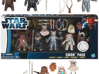 Star Wars Ewok Pack