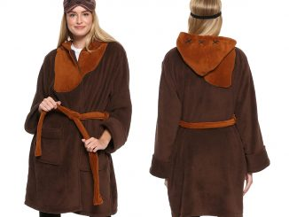 Star Wars Ewok Spa Robe Gift Set