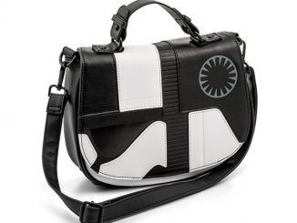Star Wars Executioner Crossbody Flap Purse