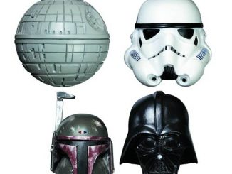 Star Wars Figural Magnet Set