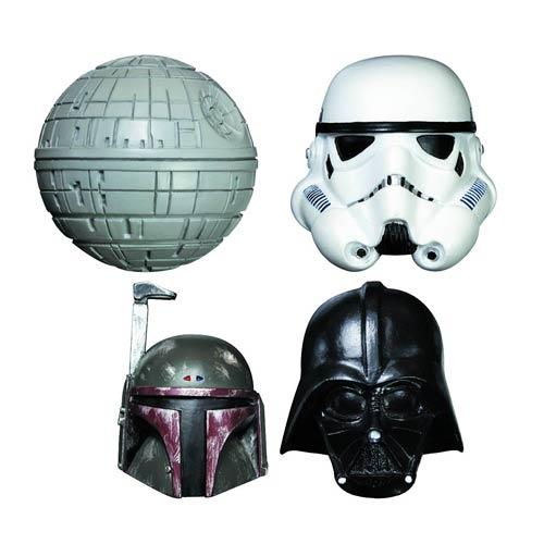 Star Wars Figural Magnet Set
