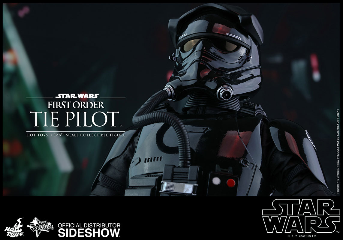 Tie Fighter Pilot Costume