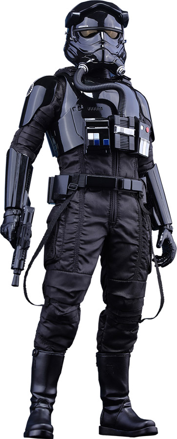 Star Wars First Order TIE Fighter Pilot Sixth-Scale Figure