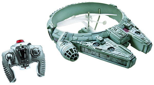 Star Wars Flying Remote Control Millennium Falcon