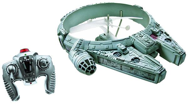 Star Wars Flying Remote Control Millennium Falcon