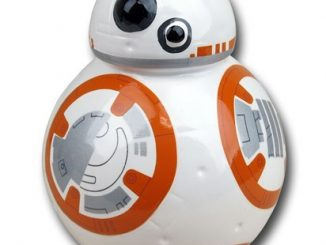 Star Wars Force Awakens BB-8 Ceramic Bank