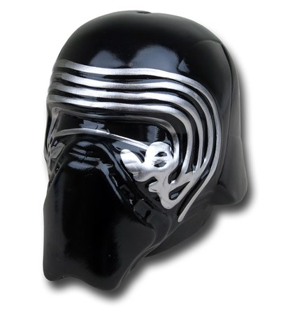 Star Wars Force Awakens Kylo Ren Ceramic Bank