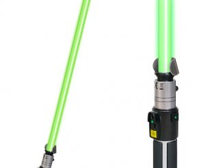 Star Wars Force FX Yoda Lightsaber