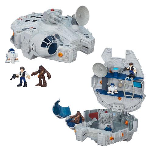 Galactic Heroes Star Wars Toys 9