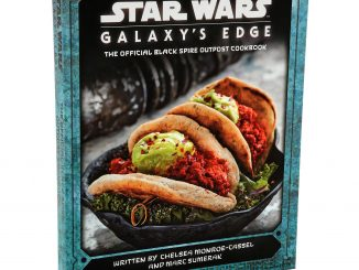 Star Wars Galaxys Edge Cookbook
