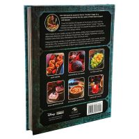 Star Wars Galaxys Edge Cookbook Back Cover
