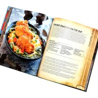 Star Wars Galaxys Edge Cookbook Inside