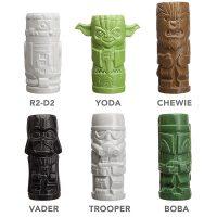 Star Wars Geeki Tikis