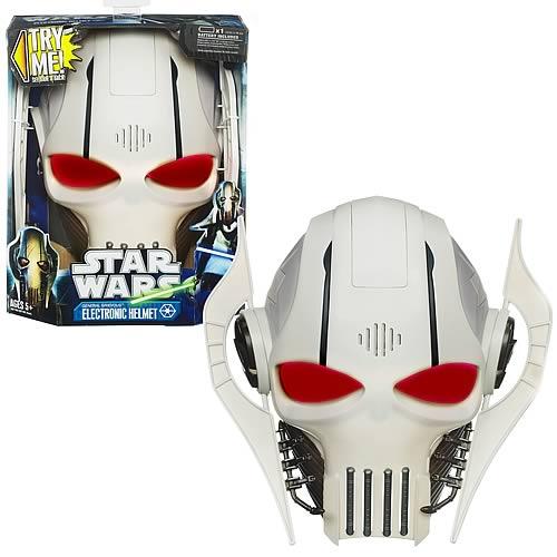 Star Wars General Grievous Electronic Helmet