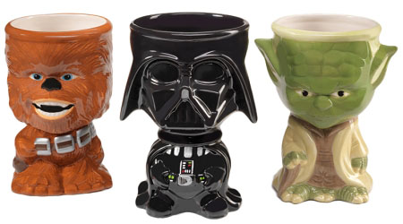 Star Wars Goblets & Hot Cocoa