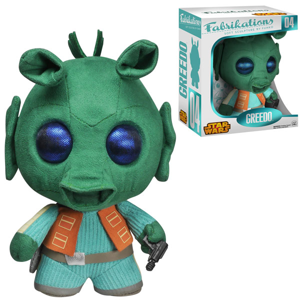 Star Wars Greedo Plush Figure
