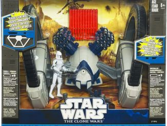 Star Wars Hailfire Droid RC Vehicle