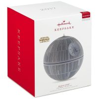 Star Wars Hallmark Keepsake Death Star Ornament