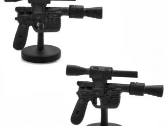 Star Wars Han Solo DL44 Blaster 3-D Cufflinks