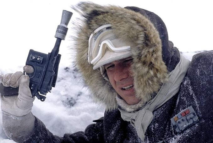 Star Wars Han Solo Hoth Coat