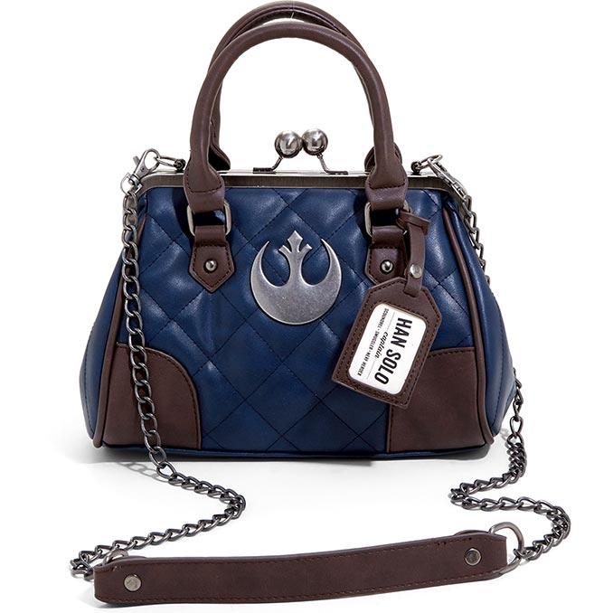 Star Wars Han Solo Hoth Satchel Bag