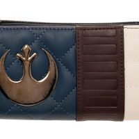 Star Wars Han Solo Hoth Zip Wallet