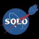 Star Wars Han Solo NASA Shirt