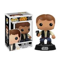 Star Wars Han Solo Pop Vinyl Figure Bobble Head