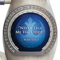 Star Wars Han Solo Porcelain Stein