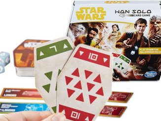 Star Wars Han Solo Sabacc Card Game