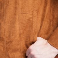 Star Wars Han Solo Suede Replica Jacket