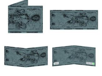 Star Wars Han Solo in Carbonite Mighty Wallet