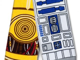 Star Wars Hand Towel Set - R2-D2 & C-3PO