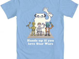 Star Wars Hands Up T-Shirt