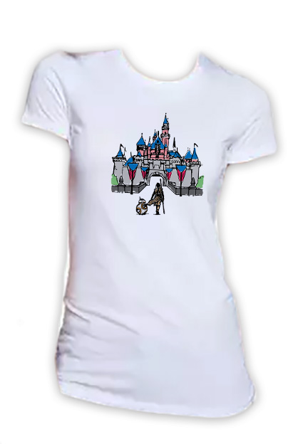Star Wars Happiest Rey on Earth T-Shirt