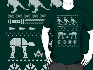 Star Wars Happy Hoth-idays Clothing