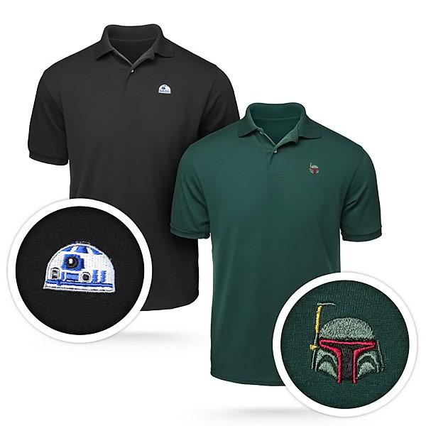 Star Wars Helmet Polos