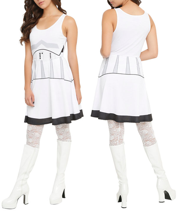 Star Wars Her Universe Stormtrooper Dress