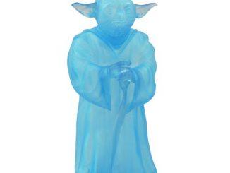 Star Wars Hologram Yoda Vinyl Bank