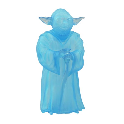 Star Wars Hologram Yoda Vinyl Bank