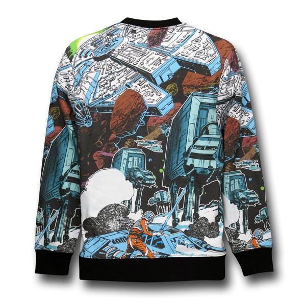 Star Wars Hoth Sweatshirt